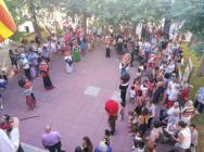 Ball dels Capgrossos a la Festa Major del 2018