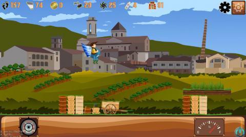 Una imatge del videojoc