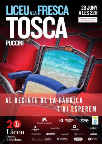 Liceu a la Fresca 2019: Tosca