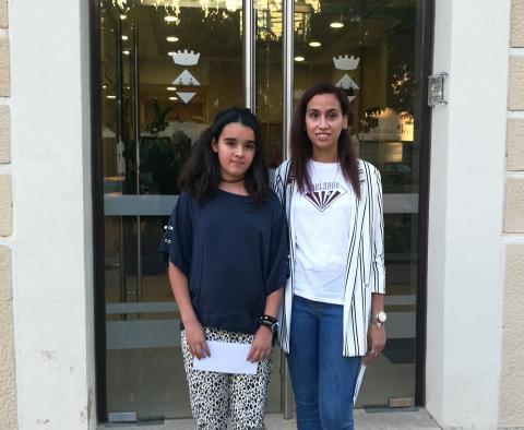 Bassma Lyemlahi i Fatima Zohra El Ghazi