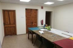 Instal·lacions del Catesplai a Cal Rovira