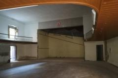 Antiga sala de cinema de la Cooperativa